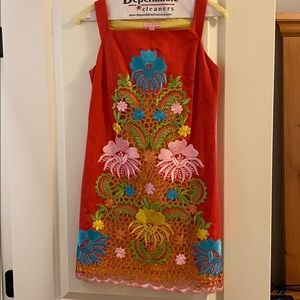 Lilly Pulitzer sz 0 shift dress